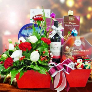 Christmas Hamper & Gift Basket Delivery XM108