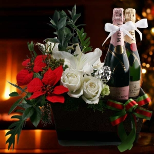 Christmas Hamper & Gift Basket Delivery XM109