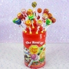 Add-On Chupa Chups Lollipop Candies (60 Sticks)