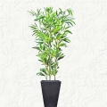 Artificial Bamboo Tree in planter pot 138cm total height