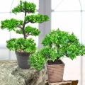 Artificial Bonsai Tree ( 2 Pots )