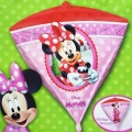 "Add-On 17"" MINNIE Helium Filled Diamond-Shape Mylar Floating Balloon"
