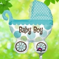 Add-On 9 inches Baby Boy Balloon