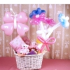 Balloons & Gift Sets For Baby Girl