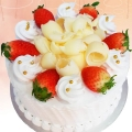 """Strawberry Snow land"" Sponge 1Kg"