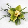 Cymbidium Orchid Corsage ( Add-On Only, No Delivery )