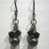 Ear Rings - Classic-E Black