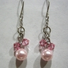 Ear Rings - Classic-E Pink