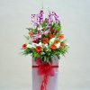 Mixed flower Arrangement 6 feet height