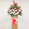 Gerbera & Roses Arrangement