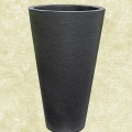 Add-On Black Planter Pot 60cm Height