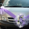 Wedding Car Flowers decoration ( Pls Call Us )