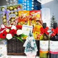 Christmas Wines Hamper Delivery