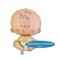 Add-on Welcome Baby Super Shape Helium Balloon