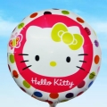 "Add-on 18"" Helium (Hello Kitty) Floating Balloon."