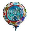 Add-on 9 inches Thank you Foil balloon