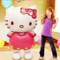 Hello Kitty Walks On Air Balloon 50� / 127cm Tall