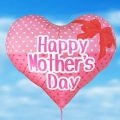 "Add-On 13"" Mother's Day Helium Balloon"