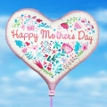 Add-On Mother's Day 13 inches Helium balloon