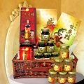 Halal-Hamper of Bird's nest, Essence of Fish With Herbal Health Tonic.